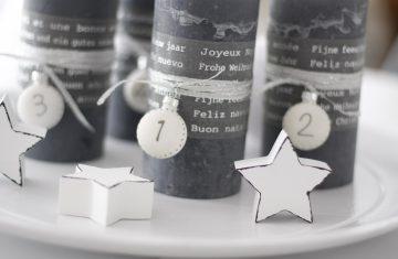 Adventskranz-Alternative-schnelles-DIY-schnelle-Idee-Advent-Scandi-Look-Sterne-Scrabble-Geschenkband