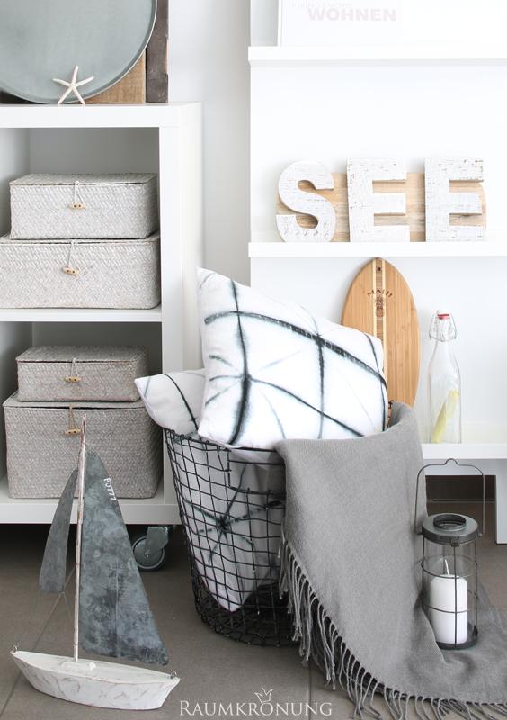 maritime deko ideen raumkr nung. Black Bedroom Furniture Sets. Home Design Ideas