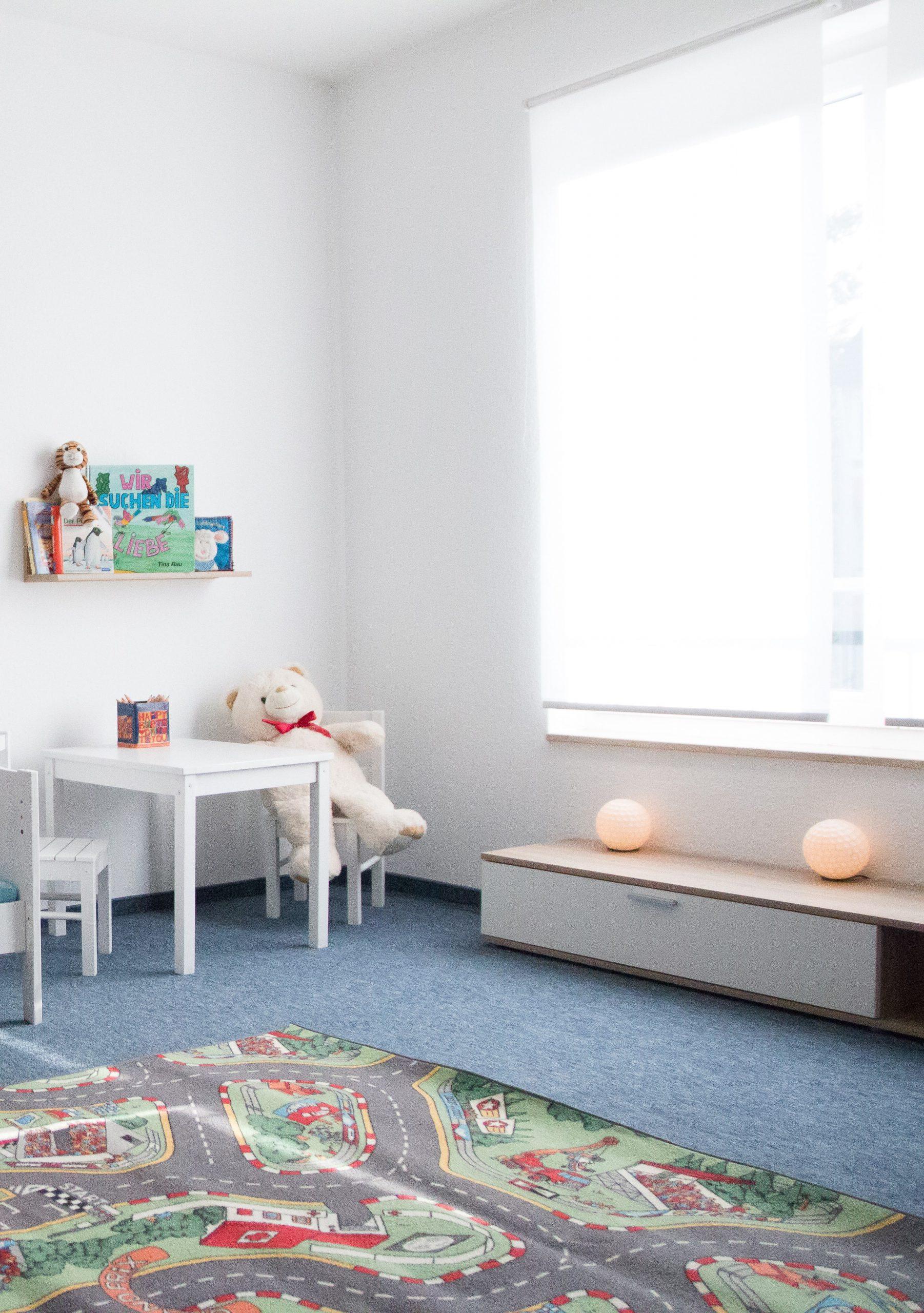 Kinderzimmer mit wenig Bugdet umgestalten