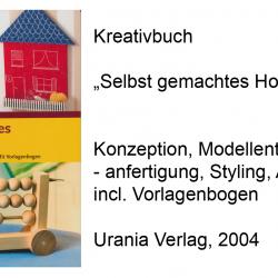 Holzspielzeugbuch