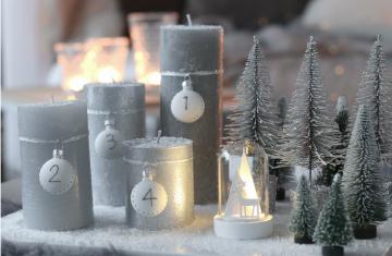 DIY-schnelle-Adventskranz-Alternative-schnelles-DIY-Idee-Advent-Winterwald