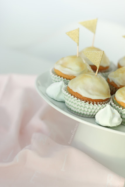 Teeniegeburtstag Muffins DIY