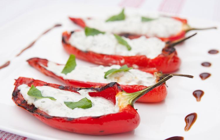 Paprika-vegatarisch-Rezept-Grillen