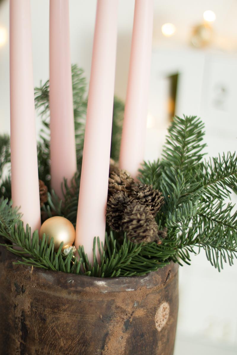 Idee-Kerzen-Kerzenschein-Inspiration-Adventskranz-Alternative-Advent-hygge-Weihnachten