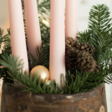 Idee-Kerzen-Kerzenschein-Inspiration-Adventskranz-Alternative-Advent-hygge-Weihnachten