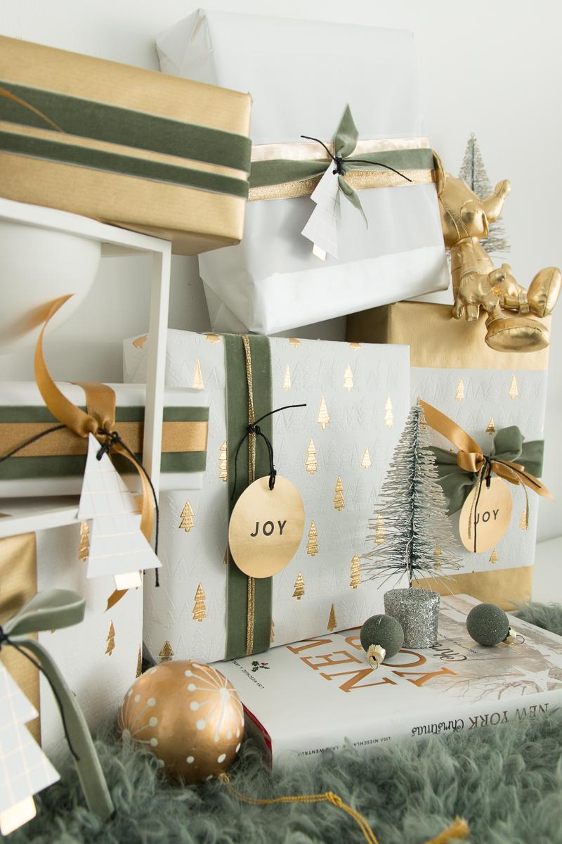 Geschenke verpacken-Geschenkverpackung-Geschenke-selbermachen-Idee-Weihnachtsgeschenk-Weihnachten-stilvoll