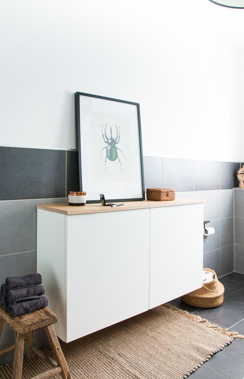 Badezimmer Umgestalten Unter 700 Upcycling Ideen Einrichtungstipps Raumkronung Wohnblog Wohnberatung Einrichtungstipps